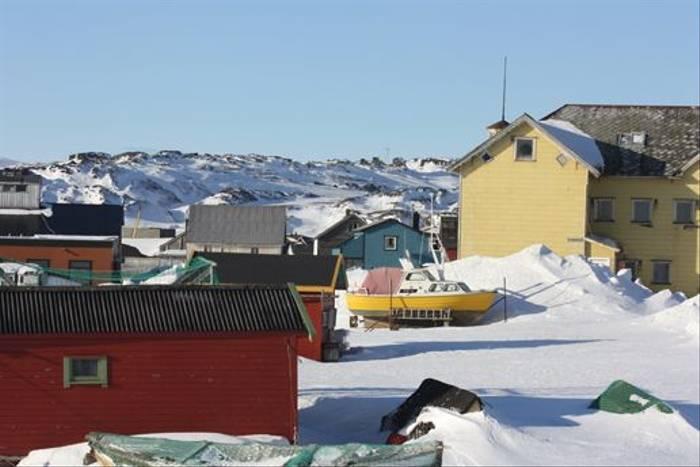 Norwegian seaside town (Jennifer Horn)