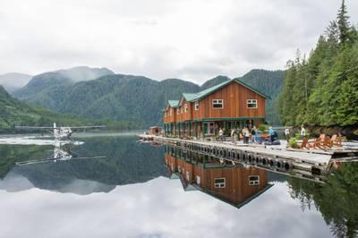 Great Bear Lodge by Barbara Evans