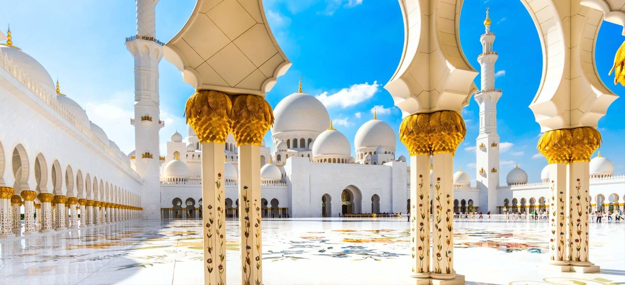 9 10 Day   Abu Dhabi  Sheikh Zayed Mosque   Itinerary Desktop