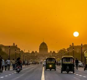 Mumbai - Disembark Silver Moon & Delhi Hotel Stay
