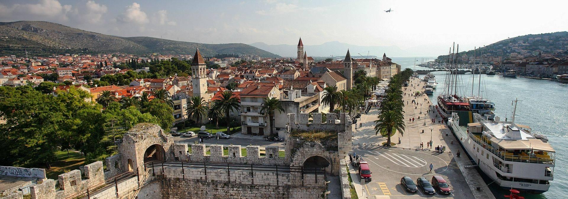 Trogir Credit Denis Peros And Croatian National Tourist Board