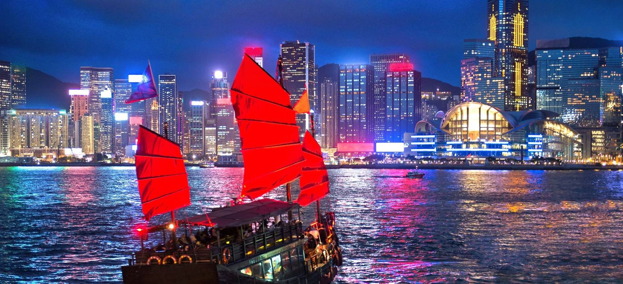 9 10 Day   Hong Kong Victoria Harbor  Itinerary Desktop