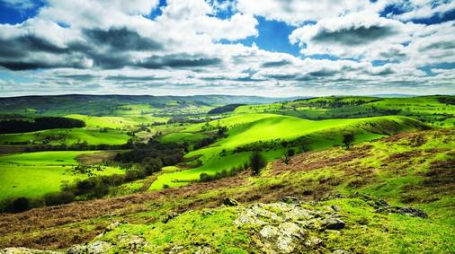 4-Night Shropshire Hills Walking with Sightseeing Holiday