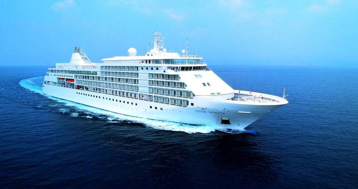 Shanghai - Disembark Silver Whisper & Fly Home