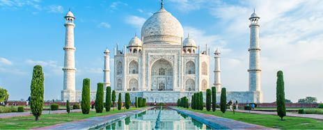 India's Golden Triangle & Jewels of Arabia
