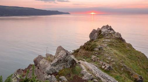 6-Night Exmoor Guided Walking for Solos