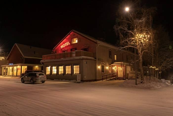 Hotel Åkerlund (John Cross)