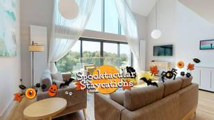 Spooktacular Staycation - Apartments