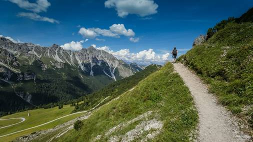 14-Night Zillertal Alps & Stubai Alps Guided Walking Holiday