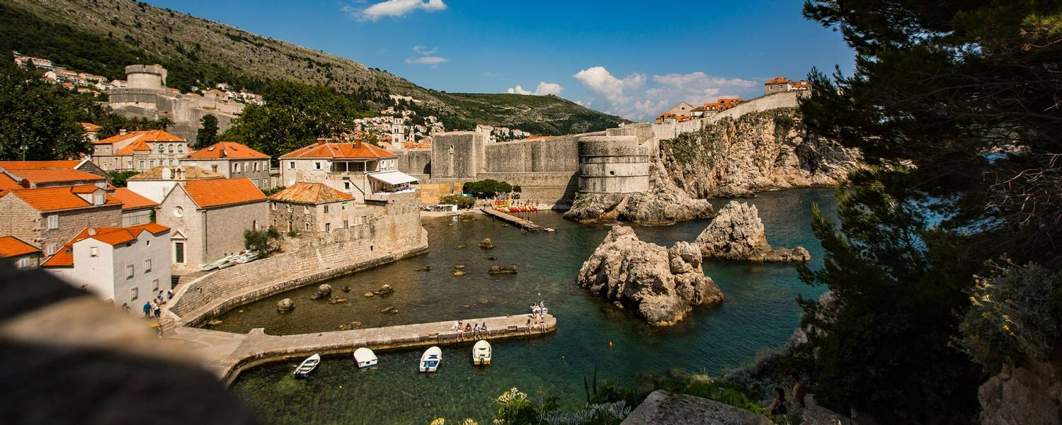 Dubrovnik The Lawrence Fortress  Credit Ivo Biocina And Croatian National Tourist Board