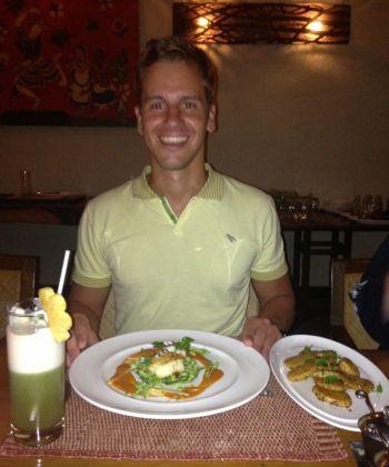 detox healthy cuisine at Kamalaya, Thailand