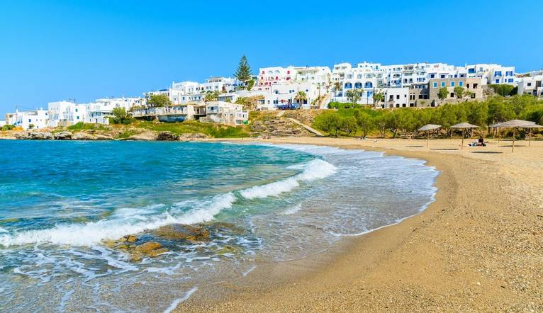 The island of Paros is one of the most famous Greek islands of the Aegean Sea and it belongs to the Cyclades islands archipe…