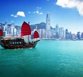 Hong Kong (Overnight in Port)