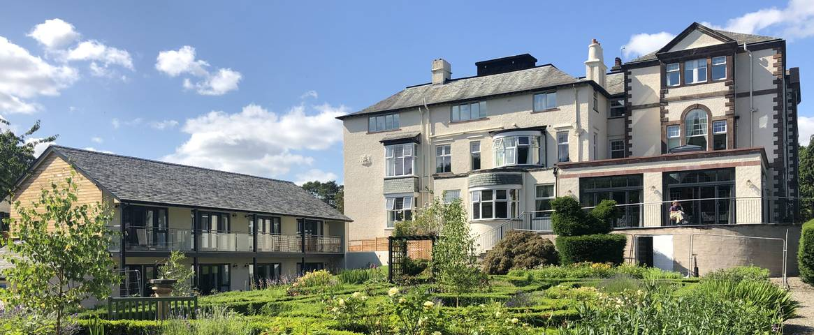 Derwent Bank. HF Holidays Country House Hotel in the Northern Lake District, UK