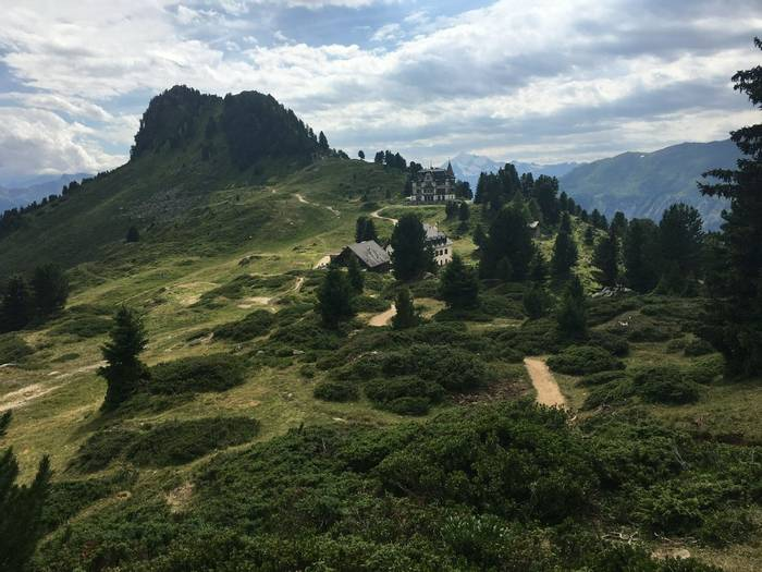 View to Riederalp  (Kerrie Porteous)