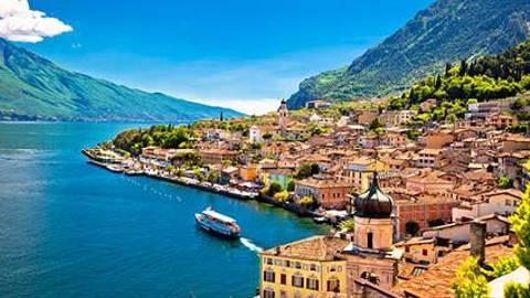 Day 10   Italy   Lake Garda  2