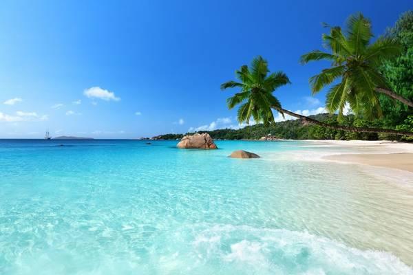 Anse Lazio beach at Praslin island, Seychelles shutterstock_128142053.jpg