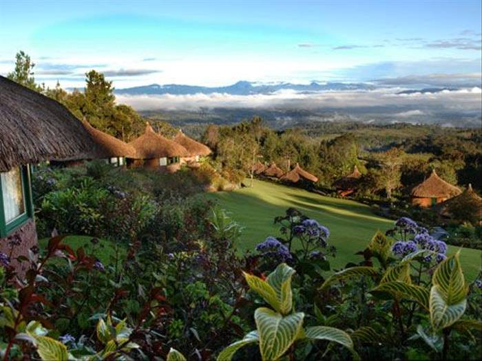 Ambua Lodge