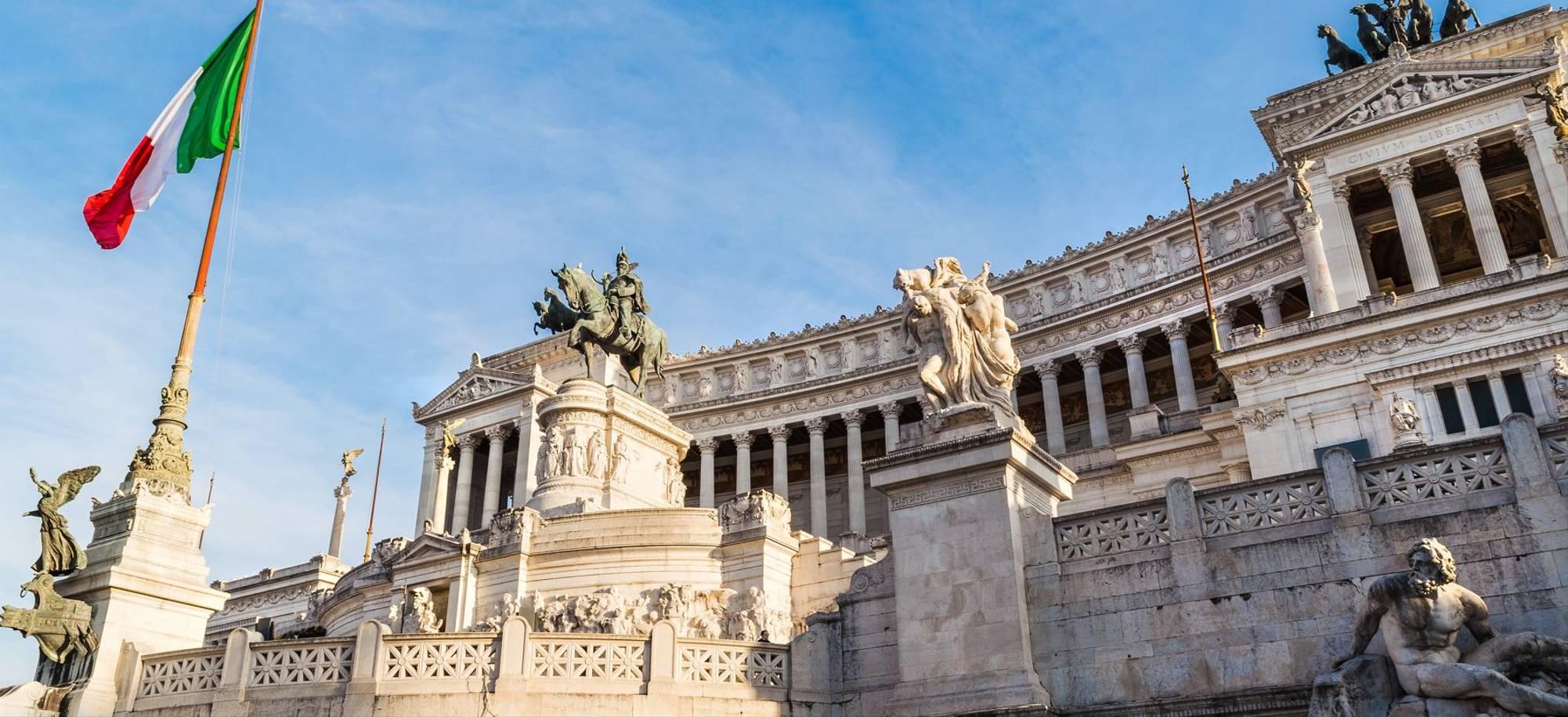 Rome   Vittorio Emanuele II Monument   Itinerary Desktop