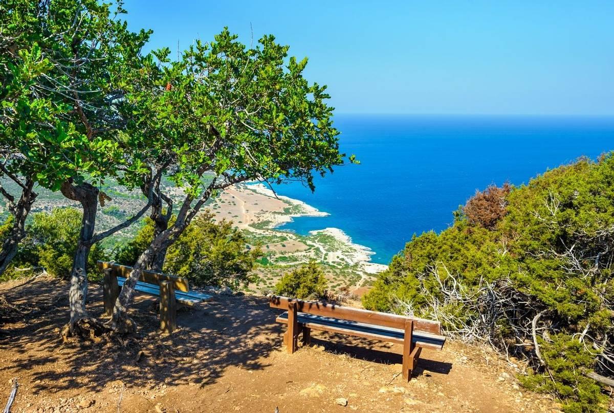 Akamas Peninsula, Cyprus Shutterstock 745063021