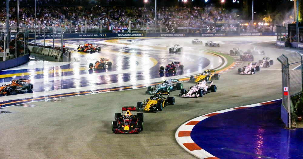 Singapore Grand Prix & Southeast Asia Discovery