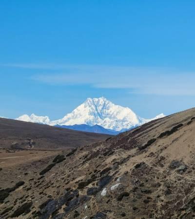 Mount Kangchenjunga