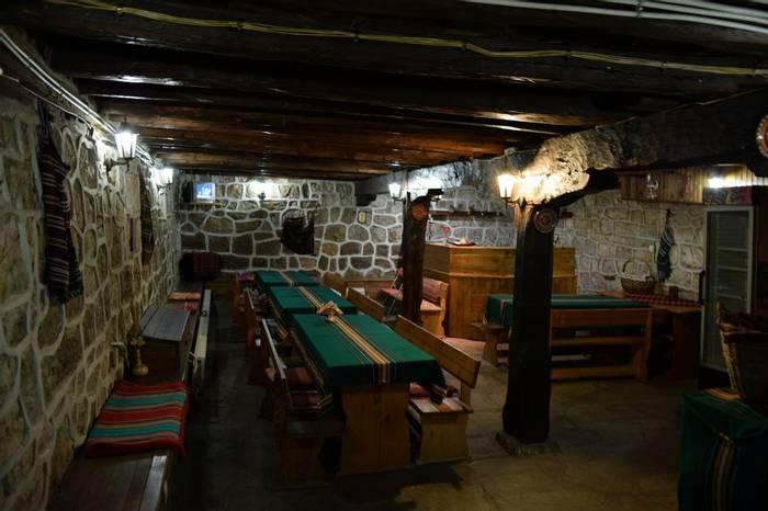 Pelican Birding Lodge restaurant