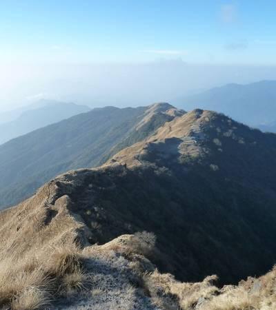 Mardi Himal ridge