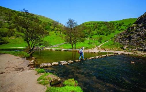 7-Night Peak District Family Walking Adventure