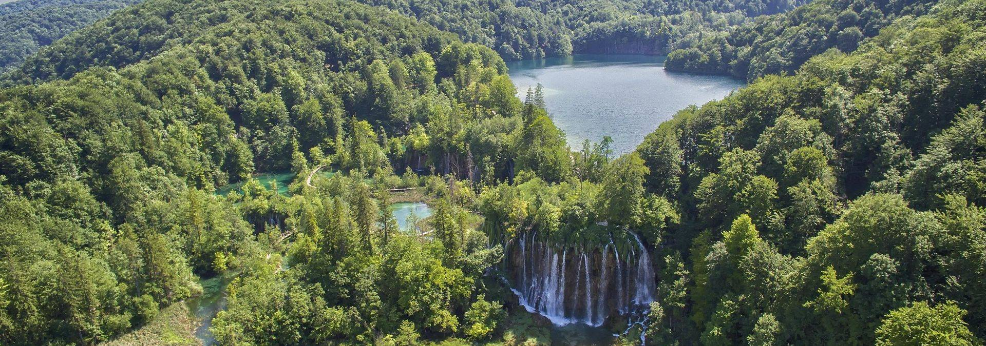 Plitvice Lakes  Credit Ivo Biocina And Croatian National Tourist Board.