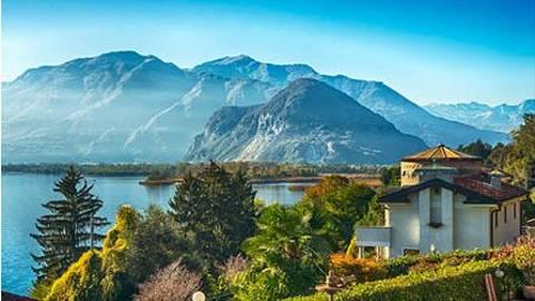 Day 1  Italy   Lake Maggoriore