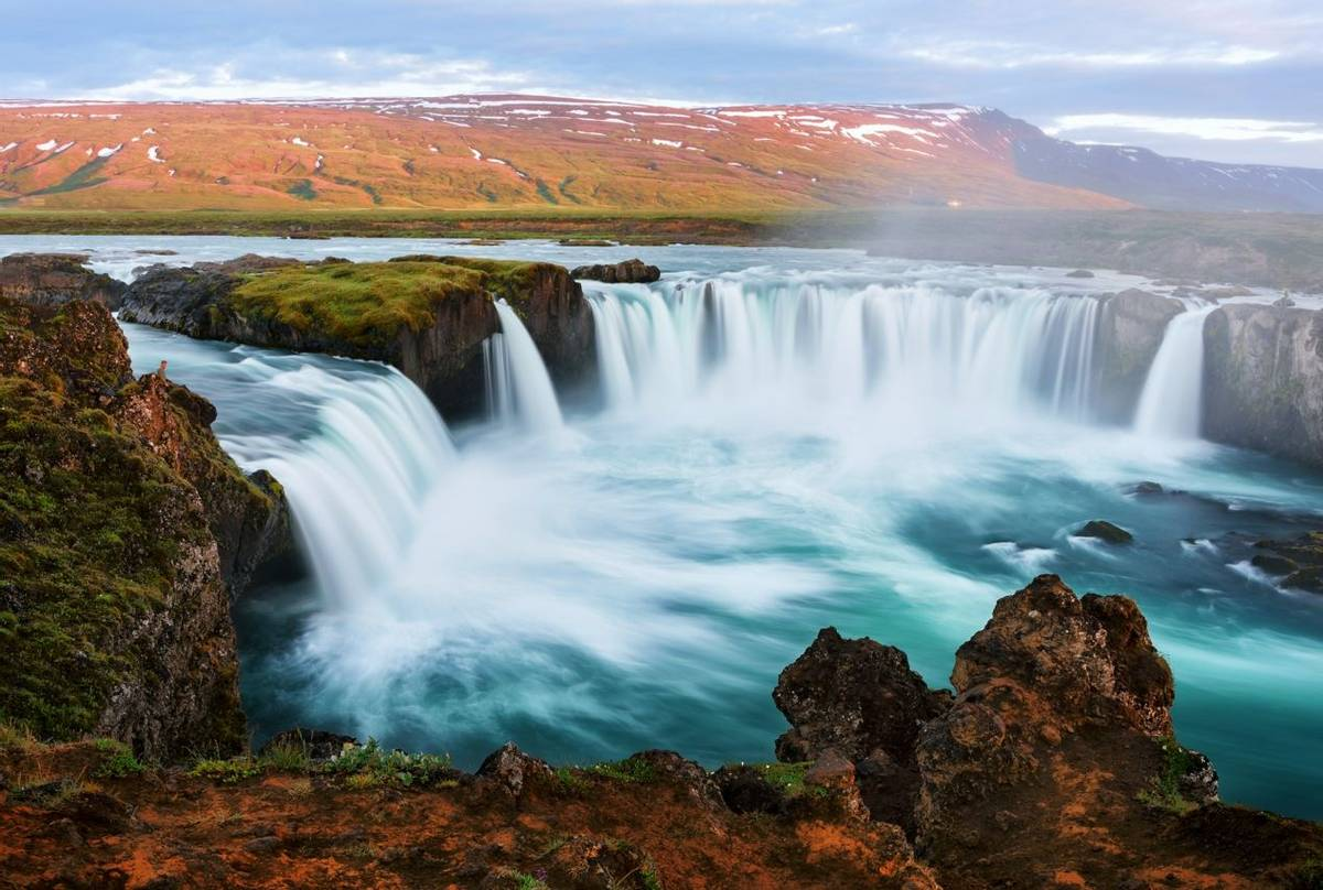 Godafoss, Iceland Shutterstock 720426493