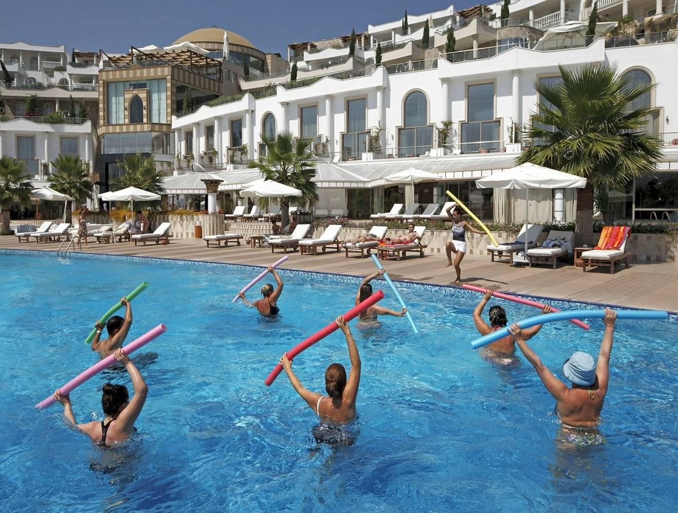 Sianji Well Being Resort Bodrum Turkey Health And