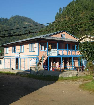 Lodge in Shivalaya
