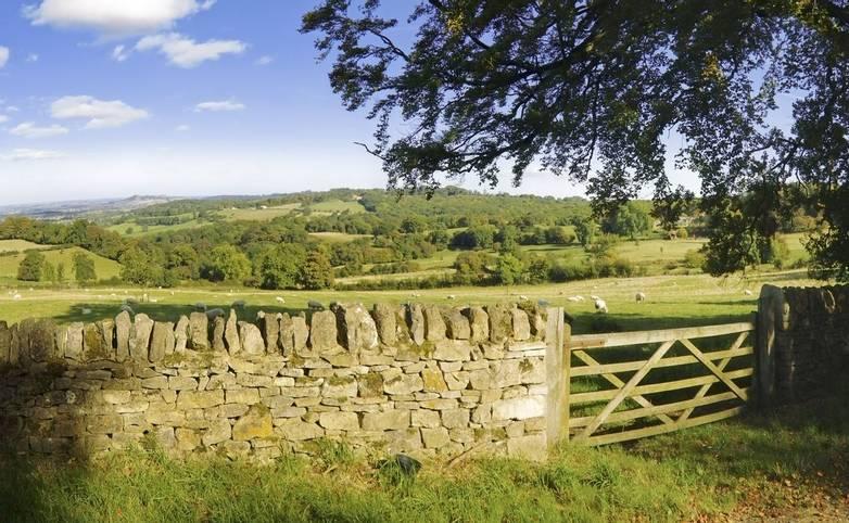 cotswold landscape uk