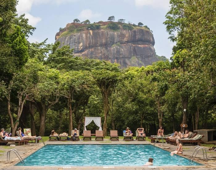 Hotel At Polonnaruwa (John Archer Thomson)