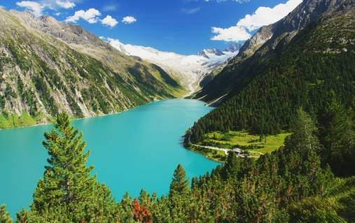 Zillertal Alps Guided Walking Holiday