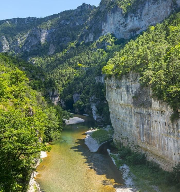 Gorges du Tarn (Lozere)