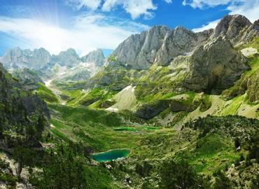 Albania in Spring