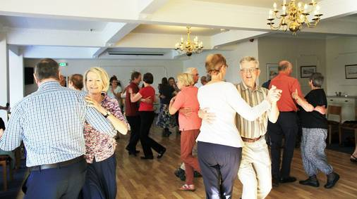 Dance Playford Style Holiday in the Southern Yorkshire Dales