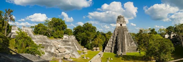 Tikal, Guatemala Shutterstock 549307324
