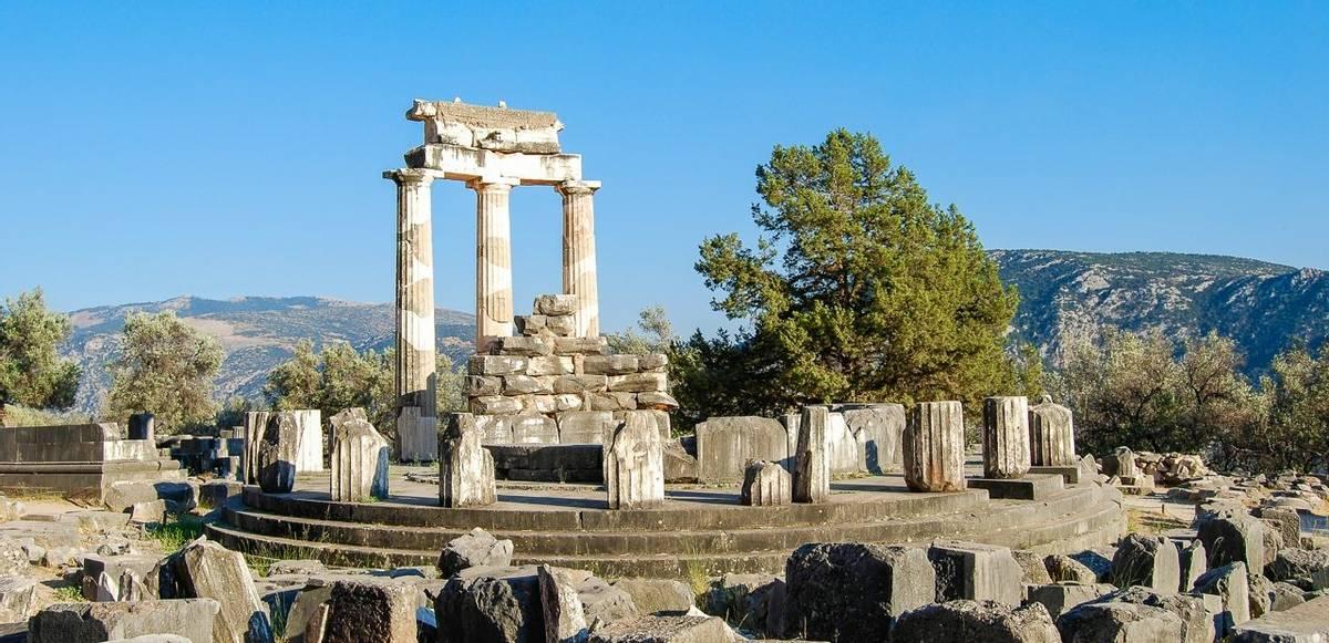 Delphi, Greece Shutterstock 406588288