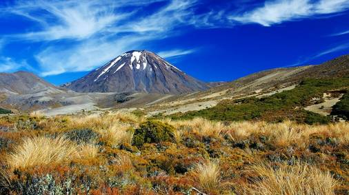Hidden Gems & Iconic Landmarks of New Zealand