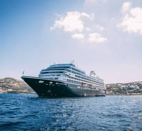 Cape Town - Embark Azamara Pursuit