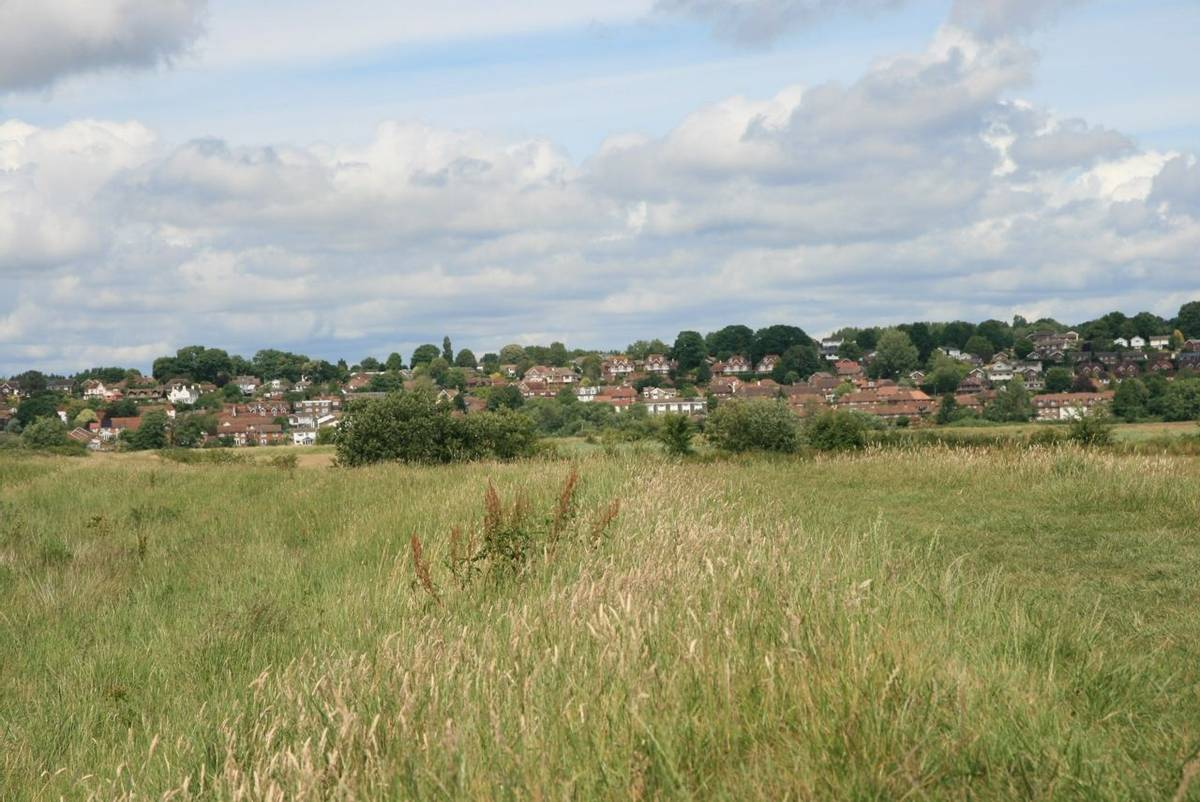 View towards Pulborough from Pulborough Brooks.JPG