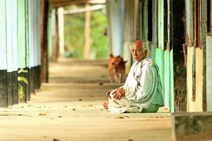 Hindu Monk (Bret Charman)