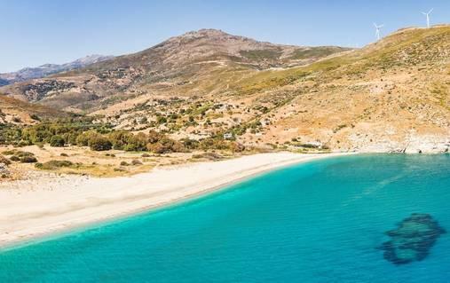 On Foot on the Isle of Evia