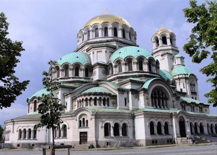 Sofia Cathedral (Peter Cullens)