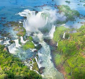 Iguazu Falls - Hotel Stay and Tour