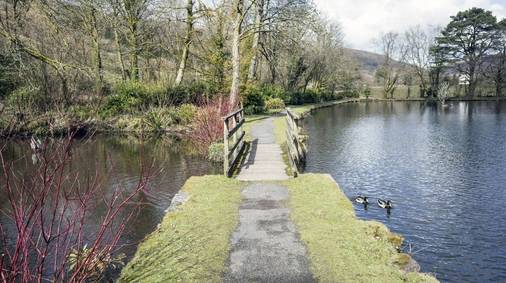 4-Night Discover Waterways in the Brecon Beacons Holiday
